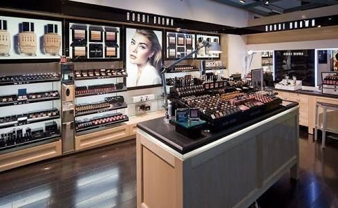 bobbi brown makeup retail store ile ilgili görsel sonucu
