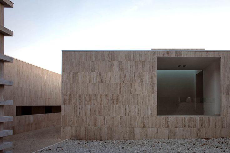 orsenigo_chemollo, Andrea Dragoni · Ampliamento del cimitero di Gubbio · Divisare