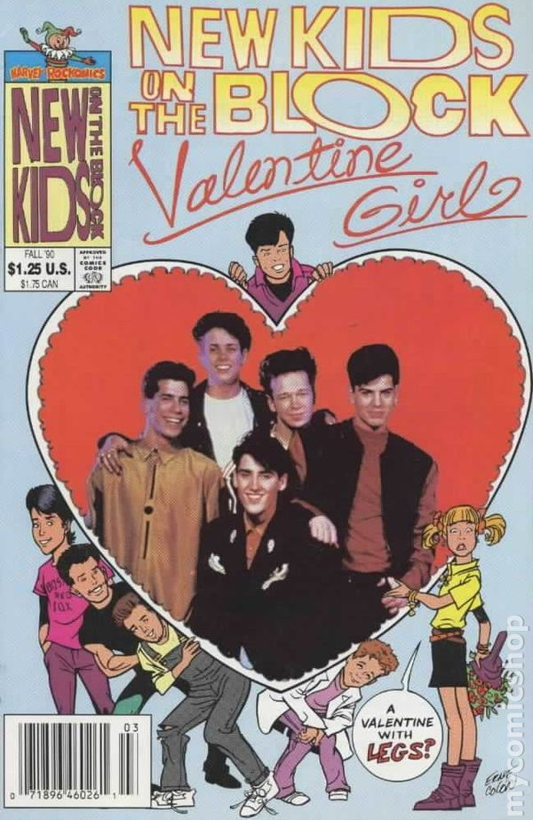 nkotb valentine girl video
