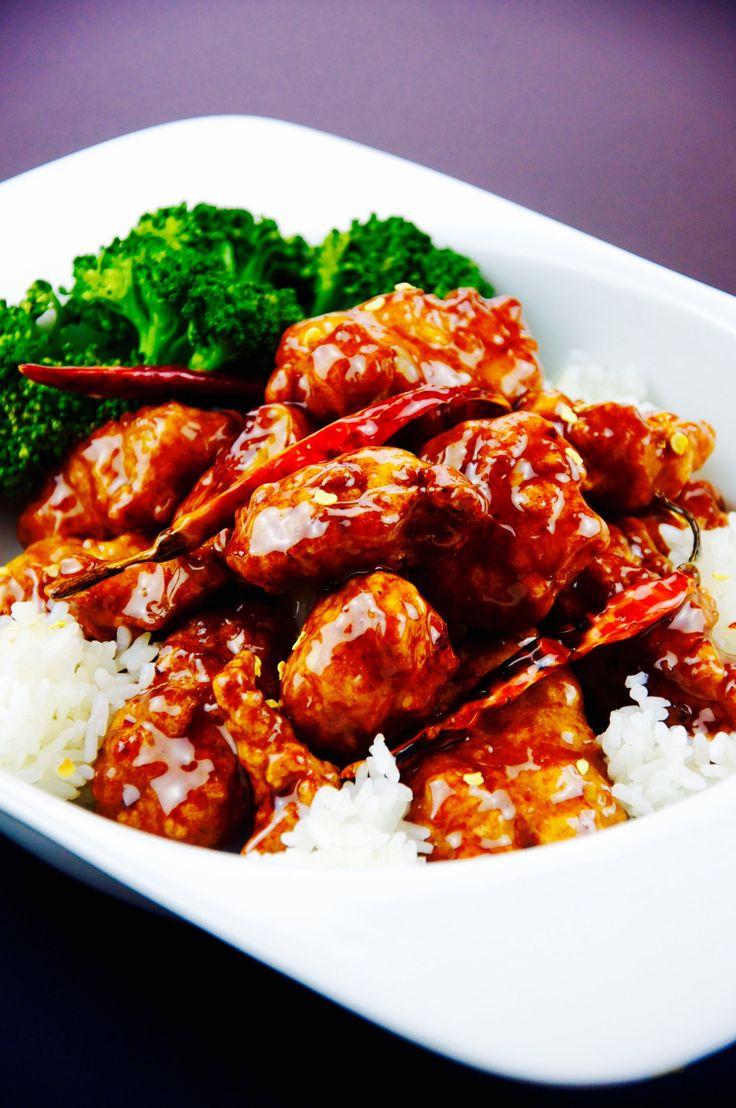 A killer authentic recipe for General Tso's Chicken!