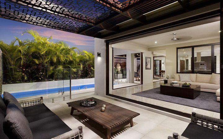 Burleigh NL Oustide2, New Home Designs - Metricon