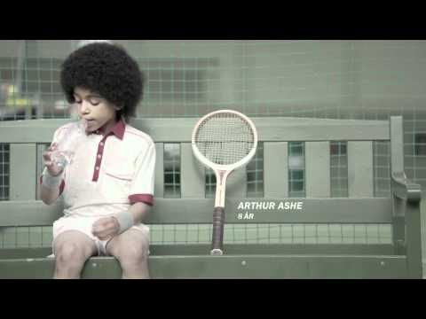 Tennis Stars As Kids    Sports Buzz The only thing missing is the cursing.