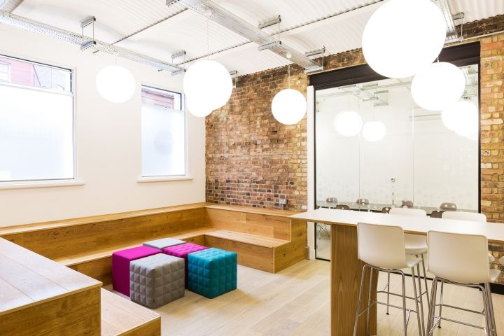 Xero office by ThirdWay Interiors, London – UK » Retail Design Blog