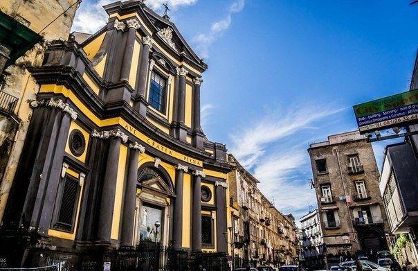 Неаполь, Италия - Путешествуем вместе
