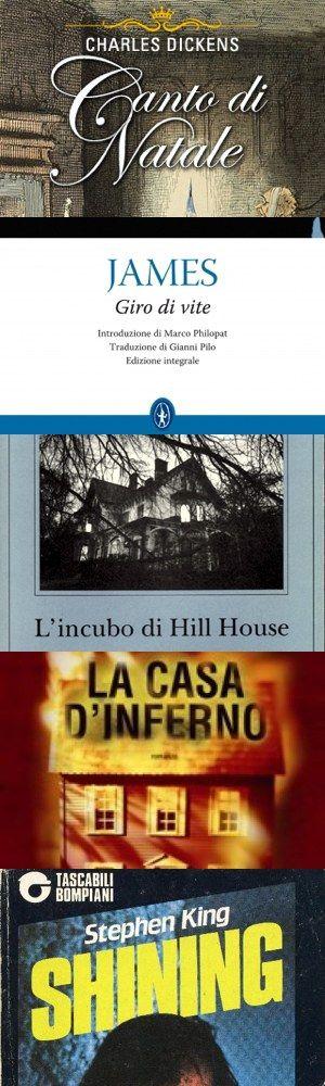 Cinque spaventose storie di fantasmi nella letteratura