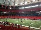 #Ticket  Atlanta Falcons  Arizona Cardinals tickets 11/27 Lower Level FRONT ROW (2 Or 4) #deals_us
