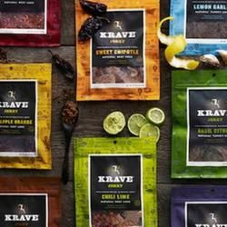A great stocking stuffer! Specifically for Drew, but I'd guess a number of others might enjoy it :) Krave Beef Jerky Mixed Pack