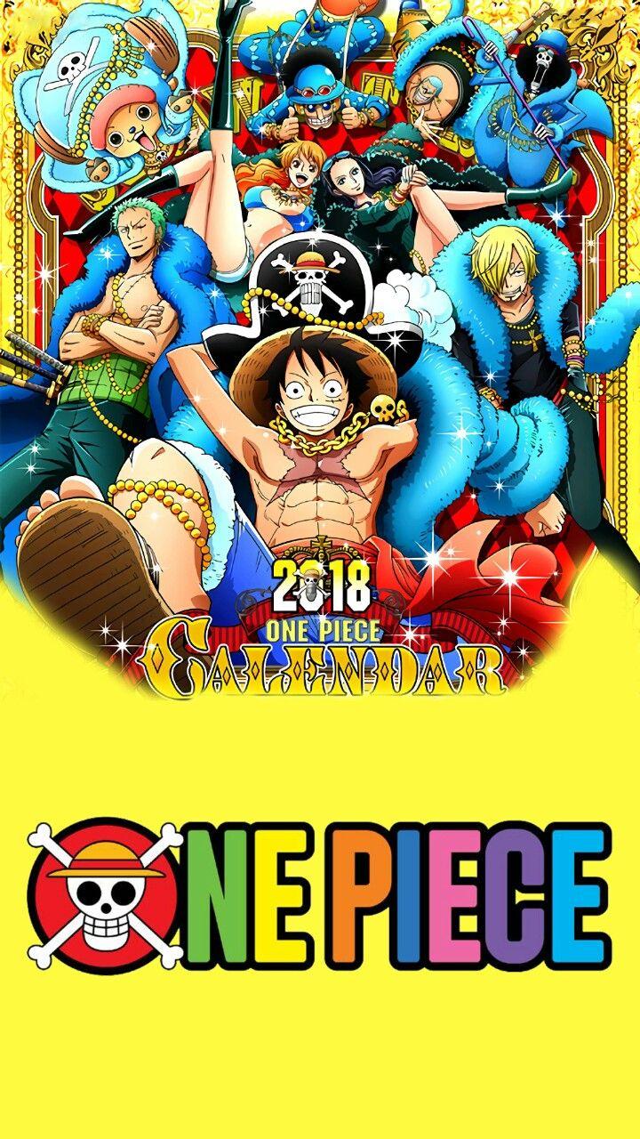 One Piece 2018