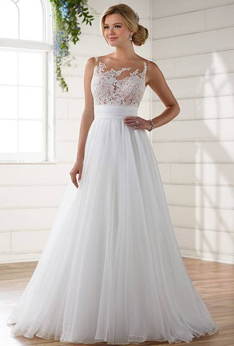 Best 25 fall wedding gowns ideas on pinterest ivory for Plus size fall wedding dresses