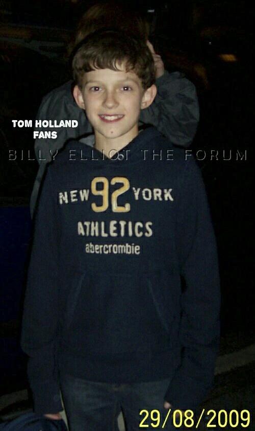 Back When Tom Was In Billy Elliot <3(: