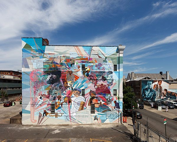 14 best images about philadelphia on pinterest in for City of philadelphia mural arts program