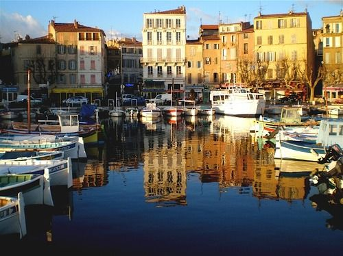 ysvoice:      | ♕ | La Ciotat - Vieux Port in Cote d'Azur, France | by © Pantchoa    via ysvoice | amanysplendidthing