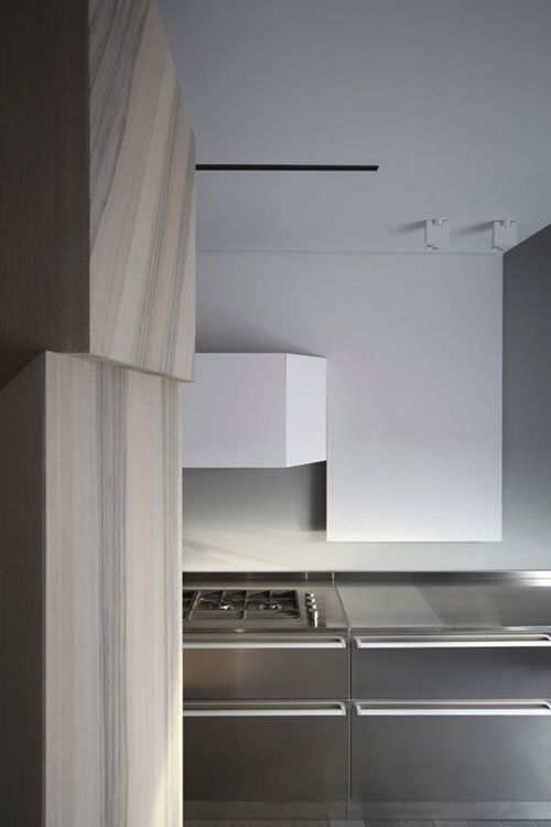 Apartment at Turin by Andrea Marcante, Adelaide Testa