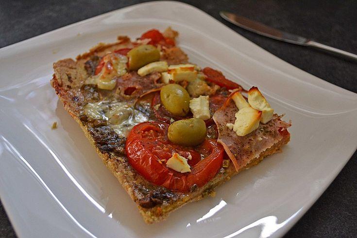 Pizza al Pesto Genovese, ein raffiniertes Rezept aus der Kategorie Italien. Bewertungen: 9. Durchschnitt: Ø 3,9.