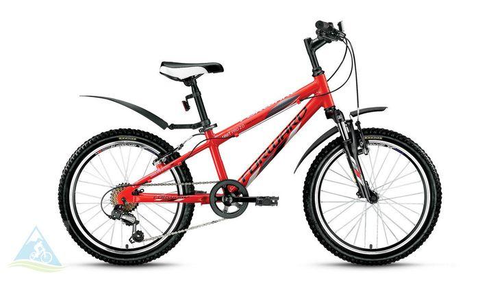 Велосипеды спортивные горный 20 Forward Unit Pro 2.0 крас.