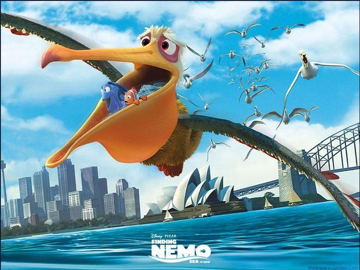 Finding Nemo Movie Wallpapers