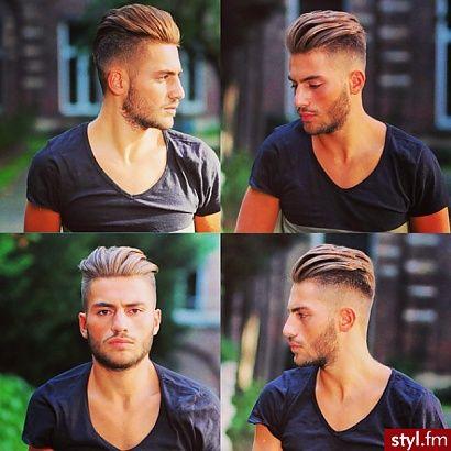 Fryzury męskie: trendy na wiosnę 2014 - Strona 31 | Styl.fm