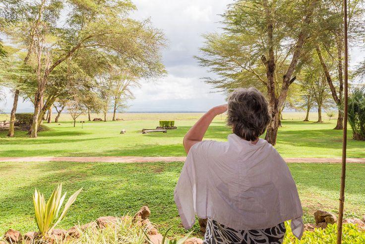A dream in #Amboseli … the Ol Tukai lodge.   #africa #kenya #lodge #safari #elephants #kilimanjaro #family #holiday #travel #nature