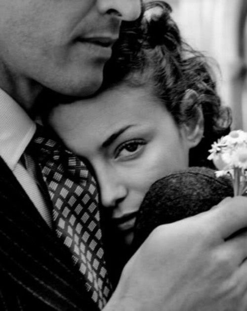 """""""The strength of a man isn't seen in the power of his arms. It's seen in  the love with which he EMBRACES you.""""   ― Steve Maraboli,"""