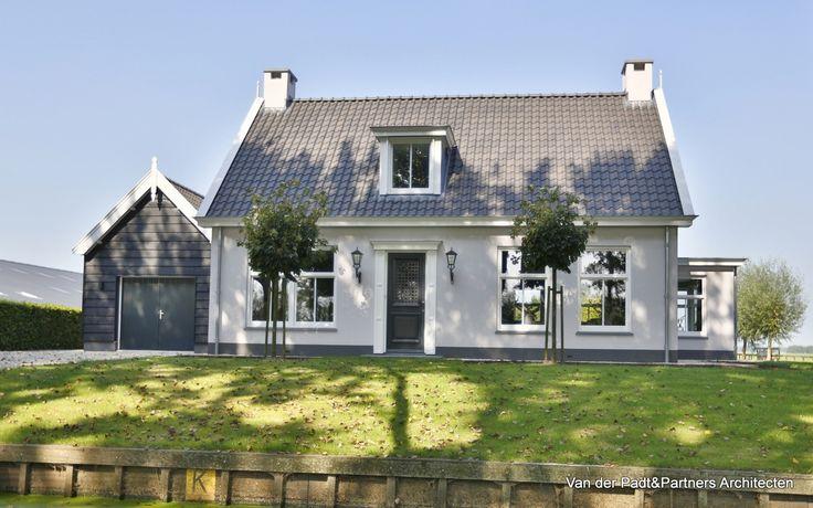Landelijke woning | Van der Padt&Partners | Architecten | Giessenburg