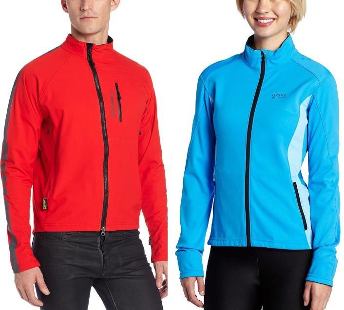 This page describes and compares the best windproof cycling jackets, recommended for keeping warm and dry while cycling in the spring and fall.