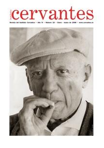 Revista Instituto Cervantes. Portada del nº 18