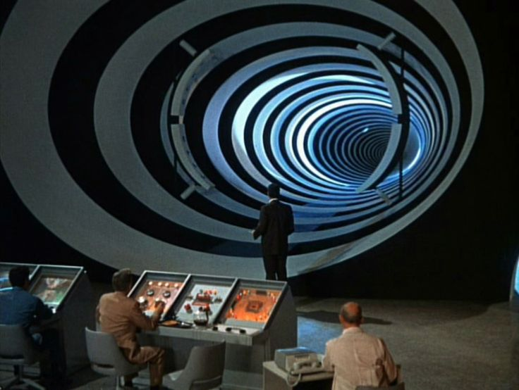 """The Time Tunnel"" by Irwin Allen, 1966-67"