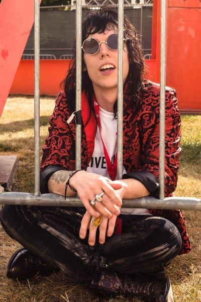 Check out British rock-and-roll band The Struts - AXS