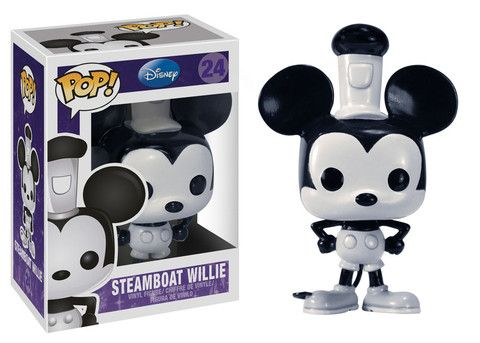 Pop! Disney Series 2: Steamboat Willie | Funko