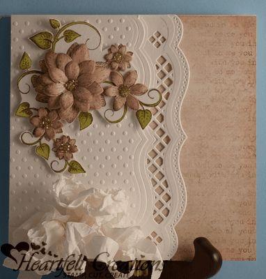 Heartfelt Creations | Classic Clematis