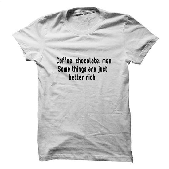 Coffee, chocolate, men . . . Some things are just bette - #mens hoodies #college…