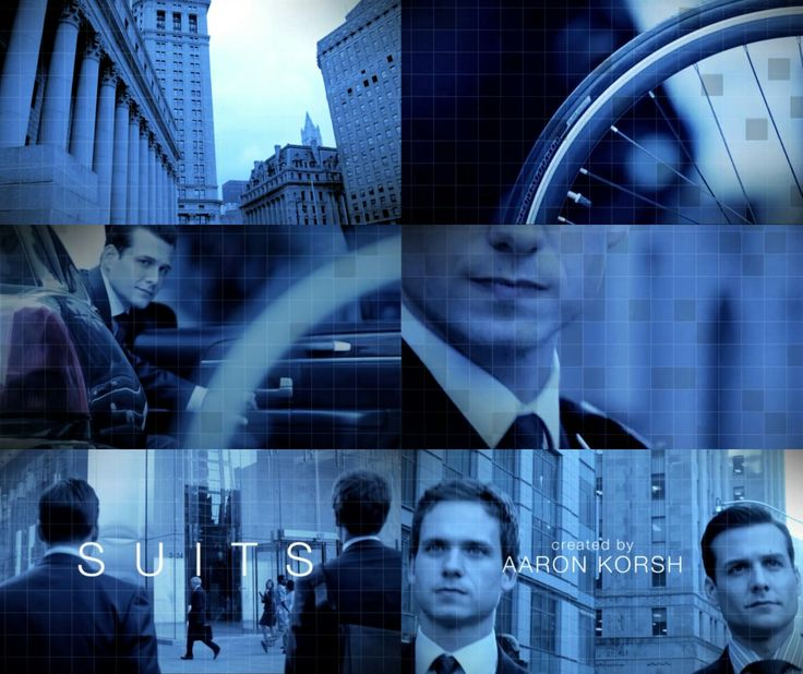 Suits / Harvey Specter and Mike Ross
