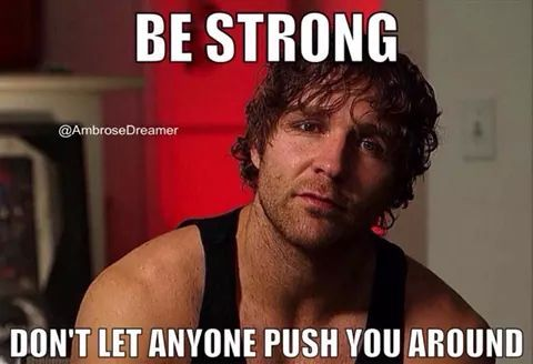 The Lunatic Fringe Being Kind