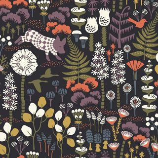 Hoppmosse 1452 - Wonderland - Boråstapeter
