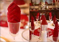 Easy napkin fold Dress Up Your Table in Seconds: Easy Napkin Fold (w/Video)