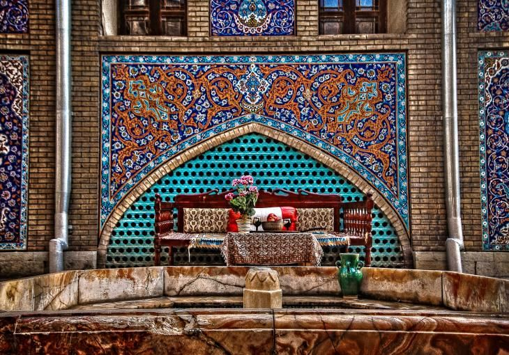 Iran luxury tour | surfingpersia.com