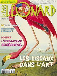 Dossier sur Joséphine l'Impératrice et zoom sur la place des oiseaux dans l'art.