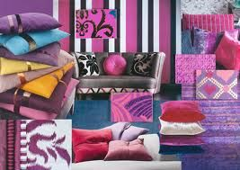 colour trends 2014 interiors - I'm seeing a ot of purple!
