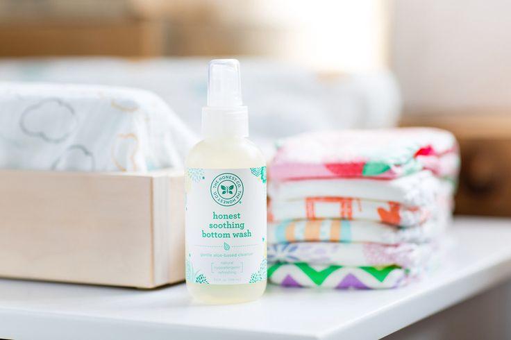 Soothing Bottom Wash | Baby Bottom Spray | The Honest Company