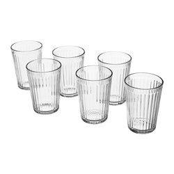 Glass og mugger - Glass & Vinglass - IKEA