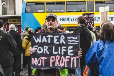 Irish water charges