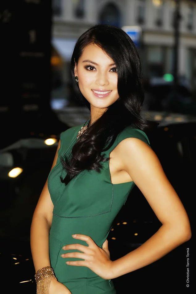 Yu Wenxia, MIss China 2012, Miss World 2012 Yu Wenxia - hauser weltberuhmter popstars