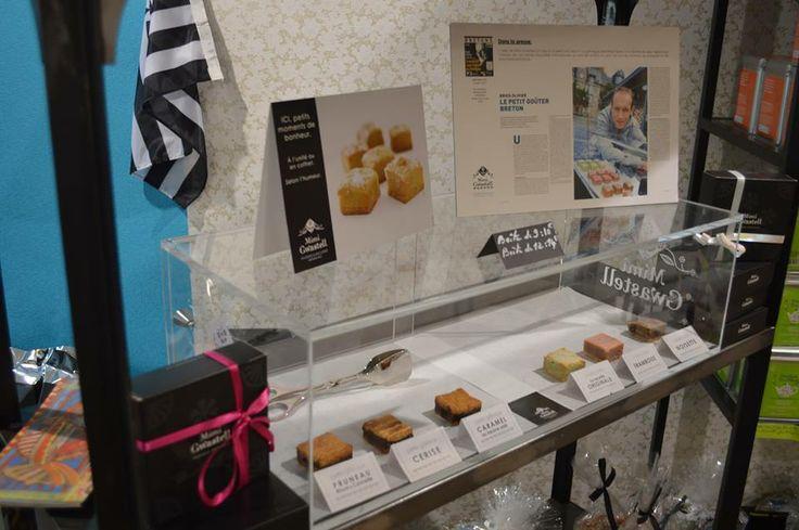 MimiGwastell a visité la boutique Bretano 29 à Pont Croix Lien: http://mimi-gwastell.tumblr.com/  #epicerie #gâteaux #moment_gourmand