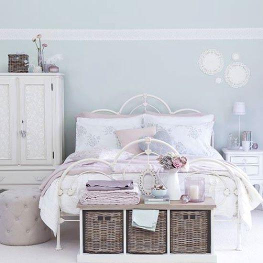organizer in camera da letto