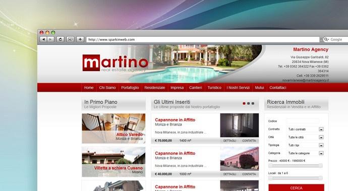 www.martinoagency.it