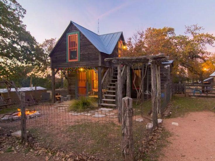 8 airbnb rentals for a totally unique texas getaway