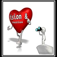 MLM Tips - Vision & Passion  Why you need it in multilevel marketing.