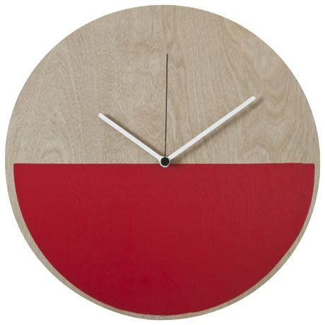 Half Past Clock | Freedom Furniture and Homewares