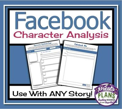 how to create a facebook page for a fictional character