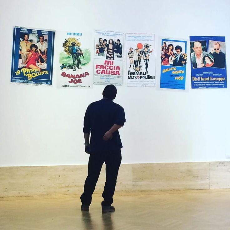 Filme . . . . . . #movieposters #oldmovies #italianstyle  #steno #quiettime #nice  #goodfeeling